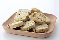 馋人的零食——红糖核桃饼干的做法