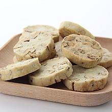 馋人的零食——红糖核桃饼干