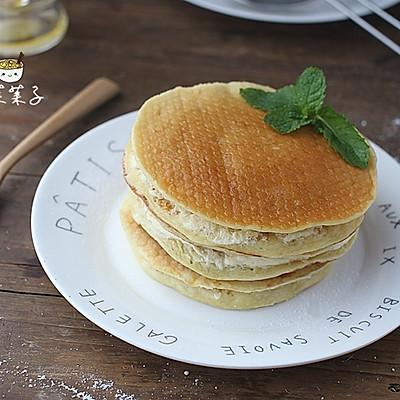 【榴莲松饼(发酵版)】