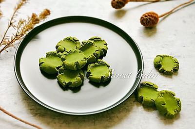 玛格利特饼干—抹茶味