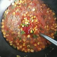 减肥餐  玉米番茄汤的做法图解5