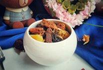 发菜蚝干苹果银鱼汤的做法