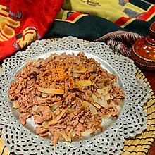 新疆菜-新疆炒烤肉