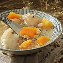 木瓜黄豆猪蹄汤#美的女王节#