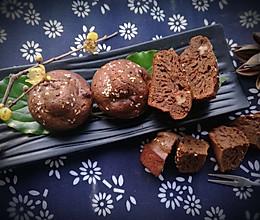 黑糖红枣核桃糕-补气血小点的做法