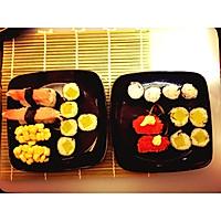 小卷,手握寿司,军舰寿司的做法图解3