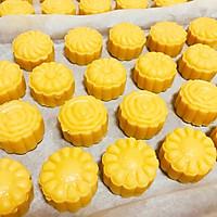 仿香港美心流心奶黄月饼#法国乐禧瑞,百年调味之巅#的做法图解36