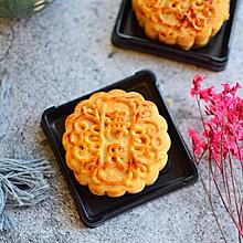 广式花生芝麻月饼