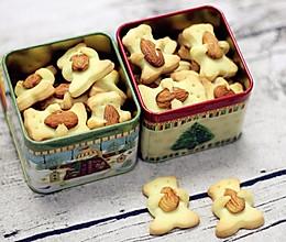小熊抱坚果饼干的做法