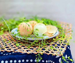 荠菜煮鸡蛋的做法