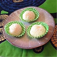 芒果椰香糯米糍的做法图解12