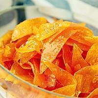 水晶西柚皮---宝宝的无添加开胃小零食