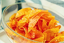 水晶西柚皮---宝宝的无添加开胃小零食的做法