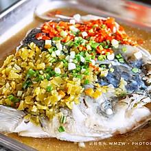 鲜辣下饭的剁椒鱼头‼️