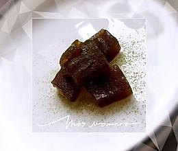 夏。黑糖粉粿。台灣古早味的做法