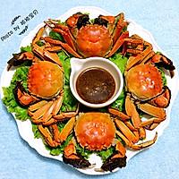 清蒸河蟹#宴客拿手菜#的做法图解9