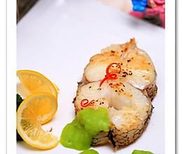豌豆银鳕鱼的做法