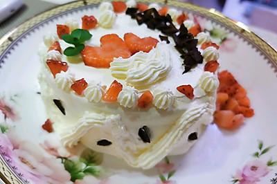Ms赵的心蛋糕