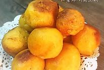 #儿童甜品#炸红薯球的做法