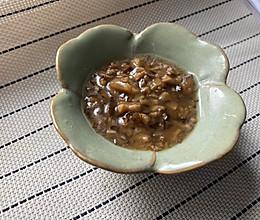 肉末香菇杂酱的做法