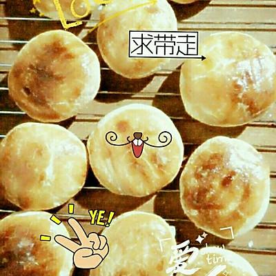 中式糕点—老婆饼