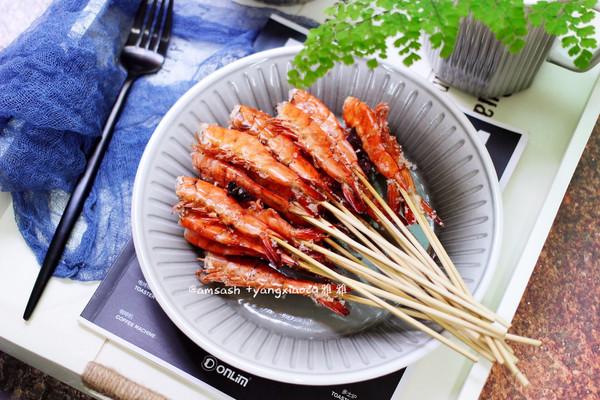 五香盐焗虾的做法