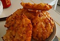 油炸红薯饼的做法
