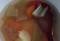 蔬菜水果汤的做法