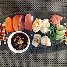 【快手主题宴席】寿司拼盘
