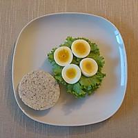 有趣又健康的早餐—分享小睡猪中式汉堡做法的做法图解3