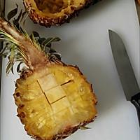 泰式鲜虾咖喱菠萝饭的做法图解2