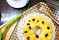 蔓越莓炼乳吐司面包的做法