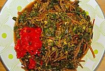 凉拌马齿苋(野菜像苜蓿)的做法