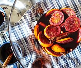 德式香料酒Glühwein【安卡西厨】的做法