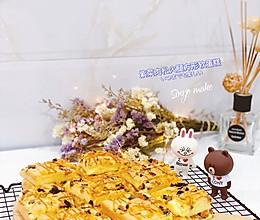 紫菜肉松火腿方形软蛋糕的做法