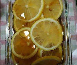 蜂蜜柠檬茶(黄柠和青柠)白领办公室必备,美白,瘦身,简单步骤的做法
