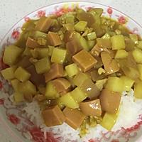 土豆洋葱火腿咖喱饭的做法图解12