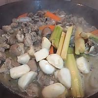 美味羊肉火锅的做法图解3