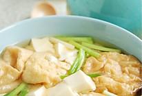 豆腐味噌汤的做法