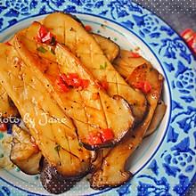香煎杏鲍菇