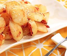 蒜香马铃薯的做法