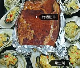 香烤猪肋排的做法