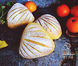 香橙奶酪软欧包 #金龙鱼精英100%烘焙大赛阿狗战队#的做法