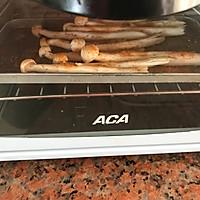 #硬核菜谱制作人#香辣海鲜菇的做法图解4