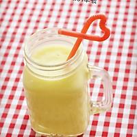 柔情芒果蜂蜜奶昔,创意酸奶