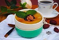 红枣姜茶撞蛋的做法