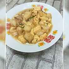 龙头鱼烧豆腐