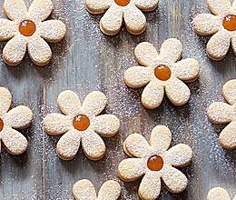 花形夹心饼干的做法