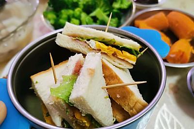 Ms赵的丘比三明治