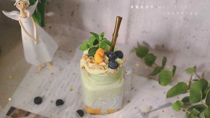 「夏日饮品」腹感超强的清新芒果思慕雪!减肥超适合!